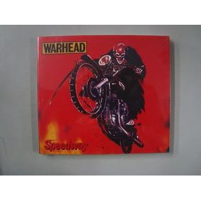Cd Warhead - Speedway - Capinha Digipack