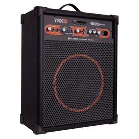 Caixa Multiuso L.l Trx-10-(10 / 60w Rms/ Usb/ Bluetooth/ Fm)