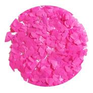 Confeti Corazones En Papel De Seda Varios Colores
