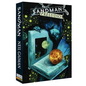 Caixa Box Para Sandman Prelúdio - Neil Gaiman - Vertigo