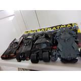 Colección Carros De Batman Perú 21