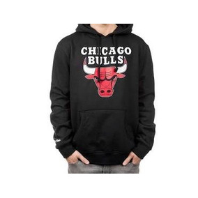 Blusa De Moleton New Era Chicago Bulls