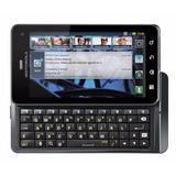 Smartphone Motorola Milestone 3 Xt860 8gb Android Wi Fi 8mp