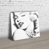 Quadro Marilyn Monroe Vintage Retrô Para Sala Grande T67