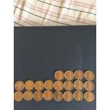 Monedas Antiguas One Cent (pennies Americanos )