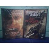 Dvd Lote De 2 Despertar Del Diablo 1 Y 2 Terror Mutantes