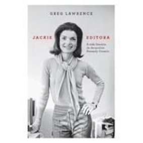 Livro Jackie Editora Greg Lawrence
