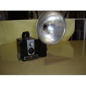 Câmera Kodak Brownie Hawkeye Flash Model