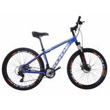 Bike 27 Velocidades - Mtb 27.5 - Shimano Altus - Freio Disco