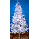 Arbolitos Blanco De Navidad 2,40 Metros Y 1178 Ramas Arbol