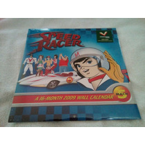Speed Racer - Meteoro Calendario Original 2009 Sin Abrir