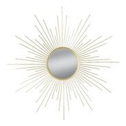 Espelho Sol Dourado