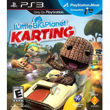 Little Big Planet Karting Ps3 Juego Digital En Manvicio!!!