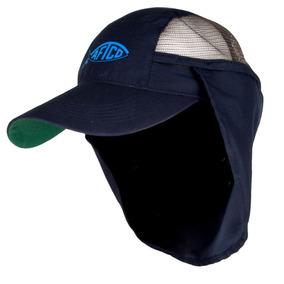 Gorra Con Protector De Cuello Y Capa De Protección Rayos Uv