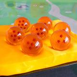 Esferas Del Dragon X7 Caja Completa Dbz Goku
