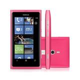 Nokia Lumia 800 3g Não Instala Whatsapp 8mp 16gb- Novo