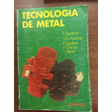 Tecnologia Del Metal