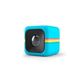 Câmera De Ação Polaroid Cube+ De 8mp Com Wi-fi - Azul