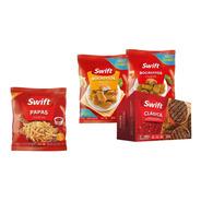 Oportunidades Swift - Hamburguesas Y Mas - Pack Stockeo