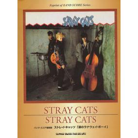 Songbook Stray Cats Para Guitarra, Baixo E Bateria