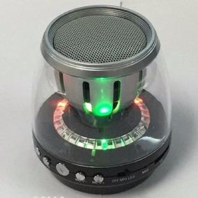 Mini Caixa De Som Bluetooth Usb Speaker Fm /aux/ Mp3 -cores