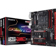 Mother Gigabyte (am4) Ga-ab350-gaming 3