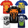 Camisa Camiseta Mma Venum Bad Boy Headrush Dethrone Everlast