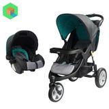 Coche Para Bebe Travel System Fox + Portabebe Baby Kits