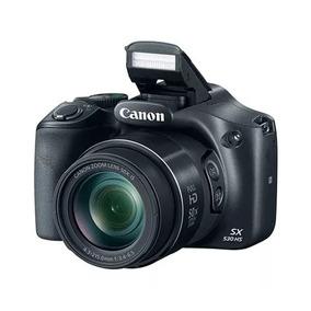 Maquina Canon Digital Powershot Sx530hs C/ Recibo De Venda