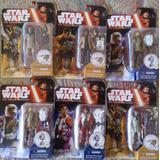 Lote 6 Figuras Star Wars The Force Awakens Envío Gratis Msi