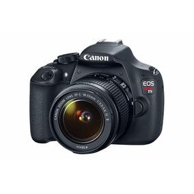 Cámara Canon Eos Rebel T5 1200d Full Hd 18mpx Gtia - Envio