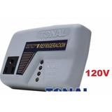 Protector Voltaje Neveras 110v 120v Freezer Cava Aire Tienda