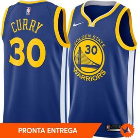 Camisa Golden State Warriors Nº30 Curry Nike Nba - Original 814586d78987b