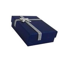 Caixa Convite Padrinhos Lembrança Casamento 15 Anos Azul