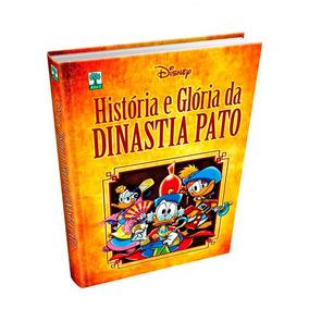 Hq História E Glória Da Dinastia Pato Disney Capa Dura Abril