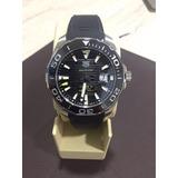 Reloj Tag Heuer Aquaracer Calibre 5 Way201a Nuevo ! Ceramica