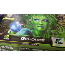 Placa De Video Geforce Gt430 1gb 128 Bits Point Of View