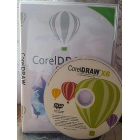 Promoção Coreldraw X6 Português Vetores E Fontes