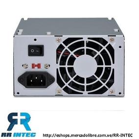 Fuente De Poder 600w Pc Computadora Atx 20 24 Pin 500 650 55