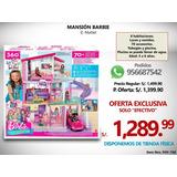 Casa De Ensueño Barbie Dreamhouse Mansion Original