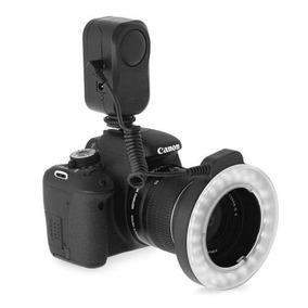 Ringlight Para Camaras Canon Y Nikon