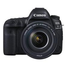 Canon  Eos 5d Mark Iv 24-105mm Is Ii Usm Kit Dslr Negra