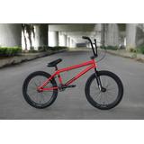 Bmx Bicicleta Sunday Primer Red 20.75 - Purobmx