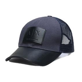 Gorra A | X Armani Exchange Logo Mesh Hat 100% Auténtica