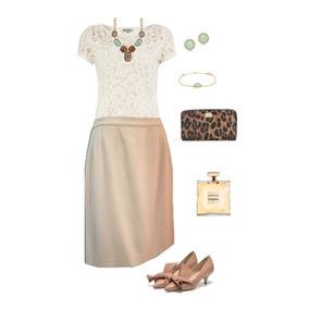 Chanel, Original, Falda Casual, Unica!