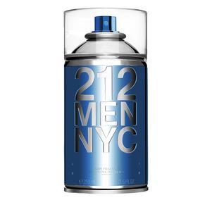 212 Men Nyc Seductive Carolina Herrera Body Spray 250ml