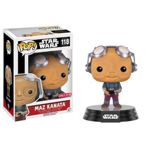 Funko Pop Maz Kanata Googles Up Exclusivo Star Wars Only At