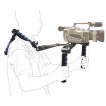 Suporte De Ombro Estabilizador Camera Nikon Canon Dslr Rig