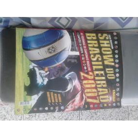 Figurinhas Campeonato Brasileiro 2007