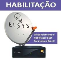 Habilitação Receptor Oi Tv Hd Livre Todo Brasil